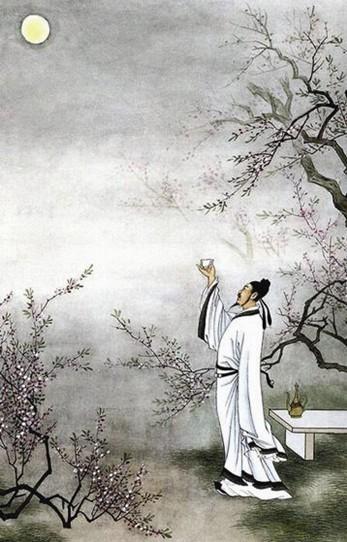 中国古代文人与酒的关系
