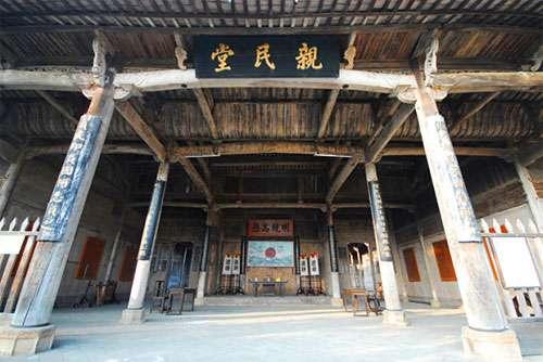 历史与空间:古县衙的廉政文化